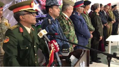 Photo of تكريم في البيضاء لأبطال الجيش الوطني