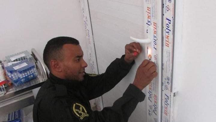 الحرس البلدي طرابلس