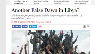 Photo of اتفاقات ليبيا.. هل سيتلاشى الأمل مجددا؟