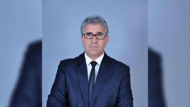 وزير داخلية الوفاق المفوض بحكومة الوفاق فتحي باشاغا