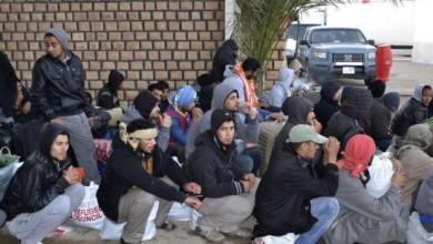 احتجاز عمال مصريين - ارشيفية