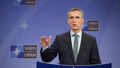 """الأمين العام لحلف شمال الأطلسي """"ناتو"""" ينس ستولتنبرغ"""