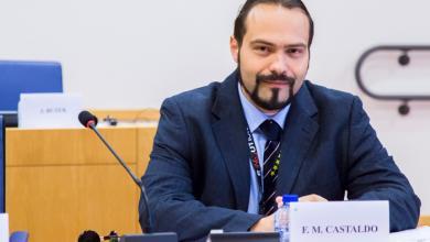 نائب رئيس البرلمان فابيو كاستالدو