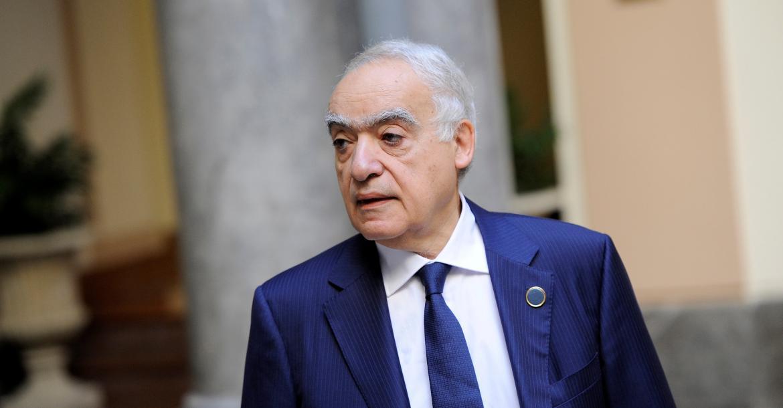 المبعوث الأممي الخاص إلى ليبيا غسان سلامة - باليرمو