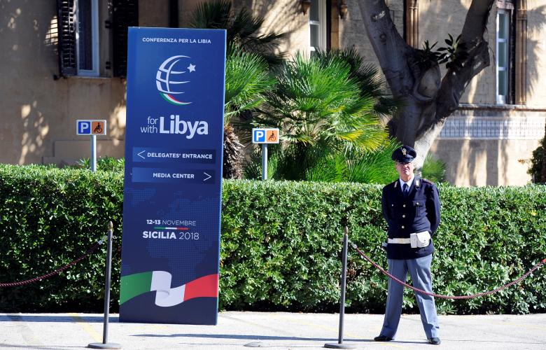 مؤتمر باليرمو - إيطاليا