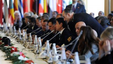 Photo of مؤتمر باليرمو.. حل أزمة ليبيا أولوية دولية