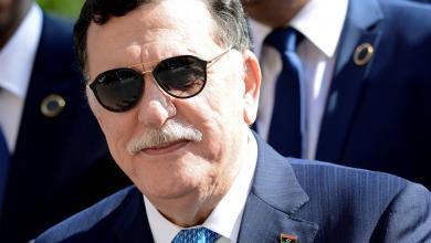 رئيس المجلس الرئاسي فائز السراج - باليرمو