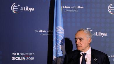 المبعوث الأممي إلى ليبيا غسان سلامة - باليرمو