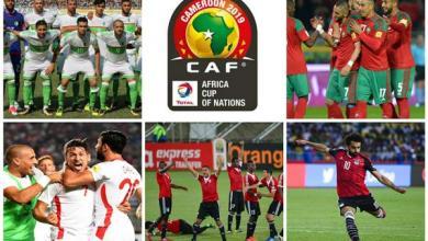 صورة عرب أفريقيا بنتائج غير مسبوقة تاريخيا في البطولة الأغلى