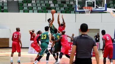الدوري الليبي لكرة السلة