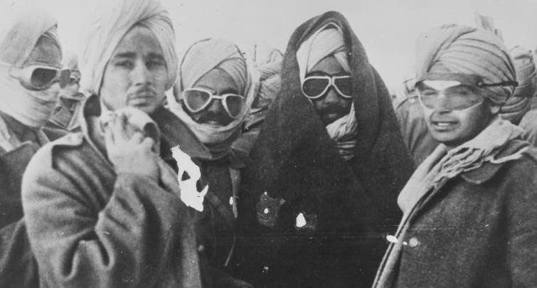 الحرب العالمية الأولى- ليبيا- إرشيفية