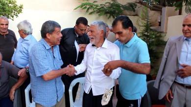 Photo of قدامى بنغازي يزورون نجم الهلال السابق