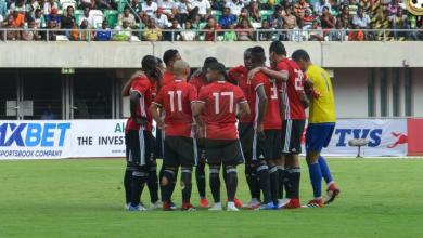المنتخب الوطني لكرة القدم - مباراة السيشل