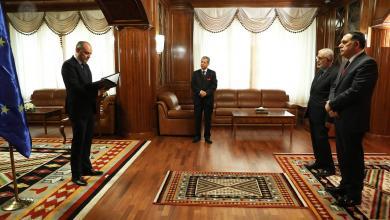 Photo of اعتماد 3 سفراء جدد لدى ليبيا