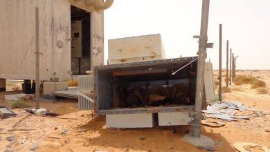 """صورة """"أيادي الخراب"""" تُهدد مياه الليبيين"""