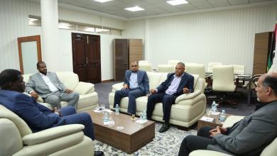 اجتماع نواب المنطقة الجنوبية مع عبدالسلام كاجمان