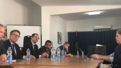 Photo of لجنة العقوبات الدولية في طرابلس