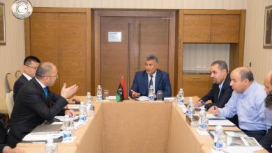 """صورة مجموعة """"قازوباء"""" مستعدة لاستئناف العمل في ليبيا"""
