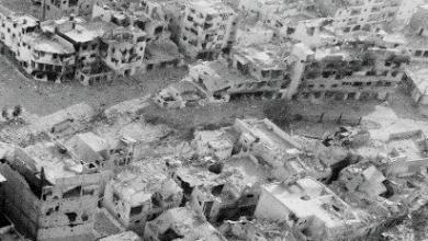 Photo of الخرطوش: 80 بالمائة من درنة القديمة بقبضة الجيش