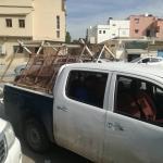 الجولات التفتيشية للحرس البلدي في طرابلس