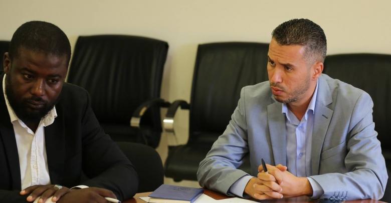 مدير إدارة التفتيش- عمر الطوير