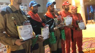"Photo of المتسابقون الليبيون ""نجوم"" في ""رالي الجزائر"""