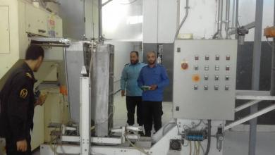 التفتيش متواصل: الحرس البلدي طرابلس يقفل مصنع المكرونة ومراكز تجارية