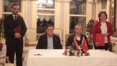 Photo of السراج في تركيا و صفقة تعاون