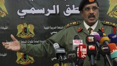 Photo of المسماري: الجيش يُحارب دُولاً داعمة للإرهاب