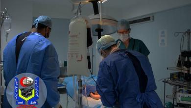 """صورة عمليات قلب مفتوح """"ناجحة"""" في طبرق"""