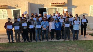 Photo of دورات تدريبية لمفوضية شؤون اللاجئين في ليبيا