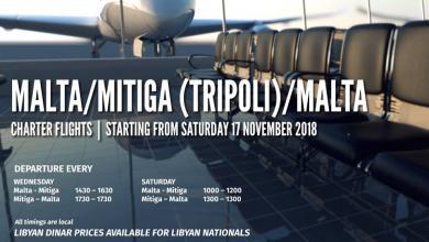 Photo of عودة الطيران الأوروبي إلى ليبيا