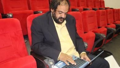 """Photo of الفن التشكيلي في ليبيا يودّع """"خالد بن سلمى"""""""