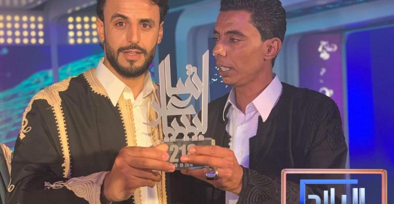 Photo of شهوب ورحيّم يكشفان حقيقة لقب شاعر ليبيا