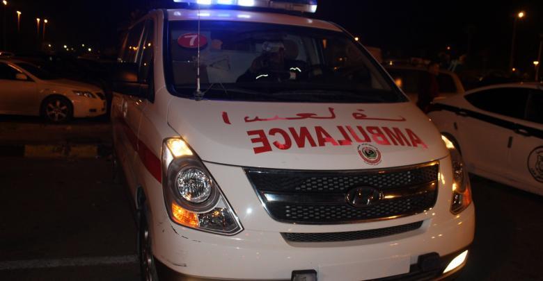 شؤون الجرحى في طرابلس