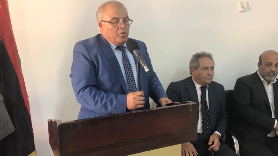 عميد المجلس البلدي الزاوية، جمال بحرّ
