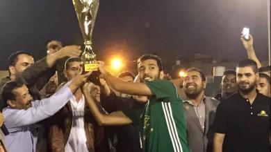 Photo of الأهلي يتوج بلقب البطولة التنشيطية على حساب المدينة