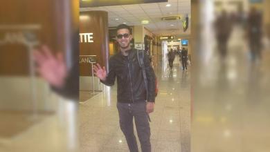 الشاب الليبي أكرم المشاي
