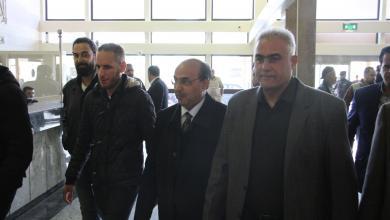 صورة جولة تفقدية لبحث احتياجات مركز بنغازي الطبي
