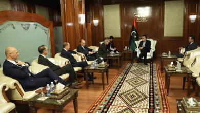 Photo of برامج الدعم الأوروبي لليبيا على طاولة السراج