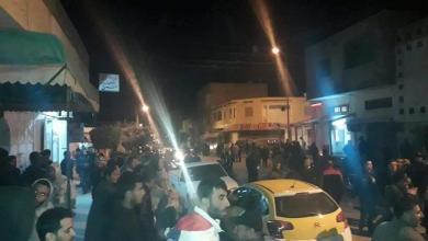 مصادر 218: ملثمين أطلقوا النار على دورية أمنية تونسية
