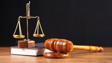 صورة محكمة صورية لطلبة القانون في الزاوية
