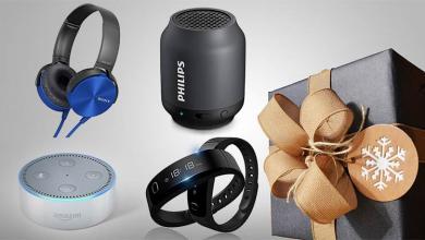 Photo of 10 هدايا تكنولوجية تناسب جميع الميزانيات
