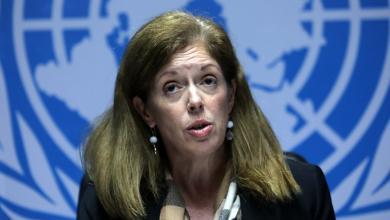 نائبة الممثل الخاص للأمين العام للأمم المتحدة ستيفاني وليامز