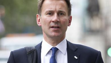 وزير الخارجية البريطاني