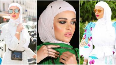 صورة لمحبي اللون الأبيض.. استوحي إطلالتك من الفاشنيستا مريم محمد