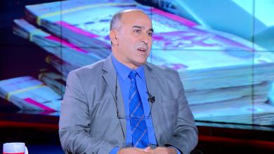 مستشار مصرف ليبيا المركزي مصباح العكاري