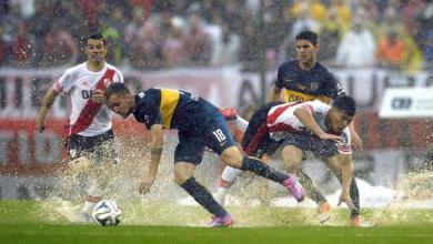Photo of الأمطار تؤجل مباراة القرن في ليبرتادوريس