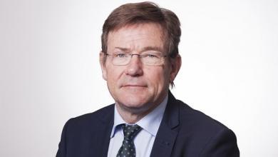 وزير المالية البلجيكي يوهان فان أوفرتفيلد