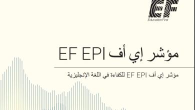 تصنيف مؤشرEPI EF